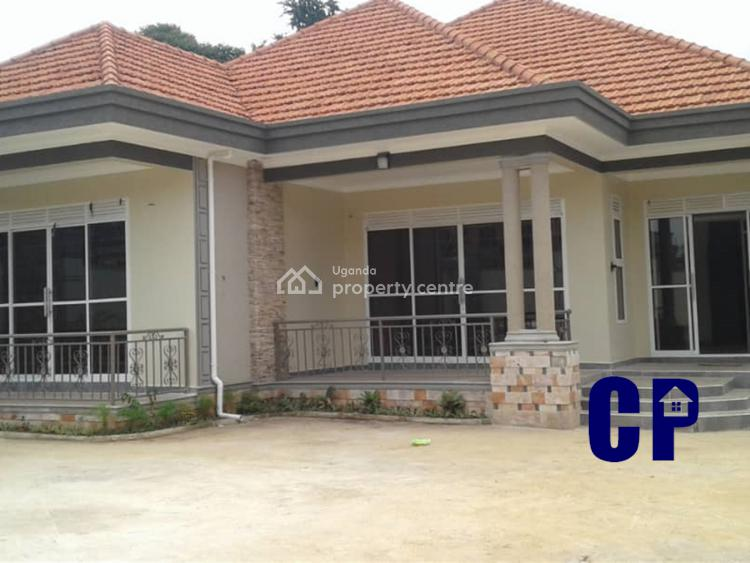 4 Bedroom Bungalow, Bwebajja, Kira Town, Wakiso, Central Region, Detached Bungalow for Sale