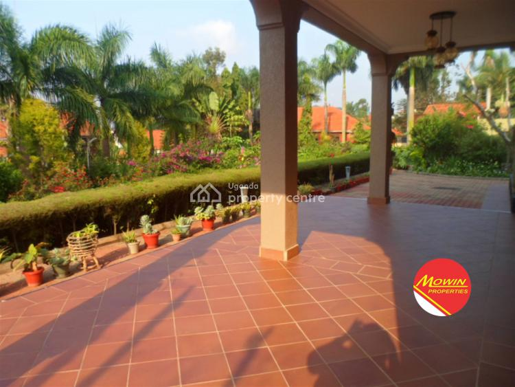 5 Bedroom Mansion, Naguru, Kampala, Central Region, House for Rent