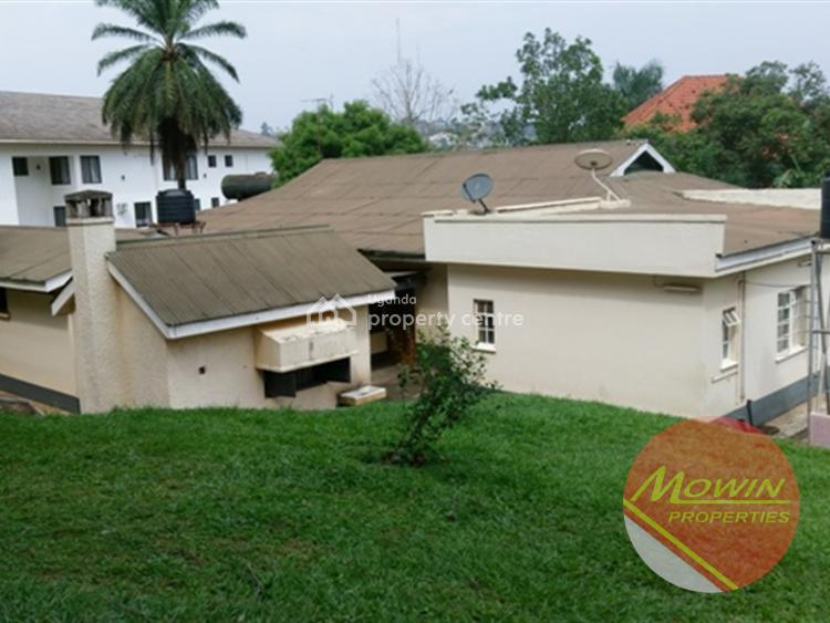 4 Bedroom Bungalow, Nakasero, Kampala, Central Region, House for Sale