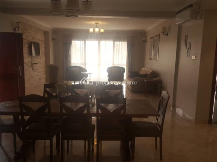 3 Bedroom Furnished Apartment, Kololo, Kampala, Central Region, Flat for Rent