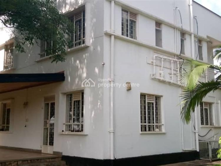 5 Bedroom Storied House, Kololo, Kampala, Central Region, House for Rent