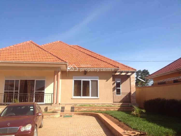 4 Bedroom Self-contained House, Najjeera, Wakiso, Central Region, House for Sale