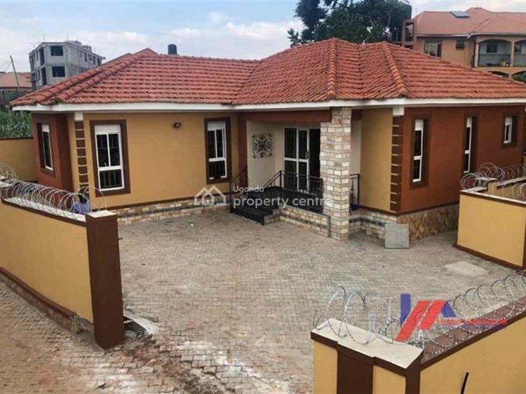 Spectacular 3bedroom House, Kira Town, Wakiso, Central Region, Detached Bungalow for Sale