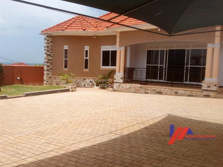 Brand New 4bedroom House, Kira Town, Wakiso, Central Region, Detached Bungalow for Sale