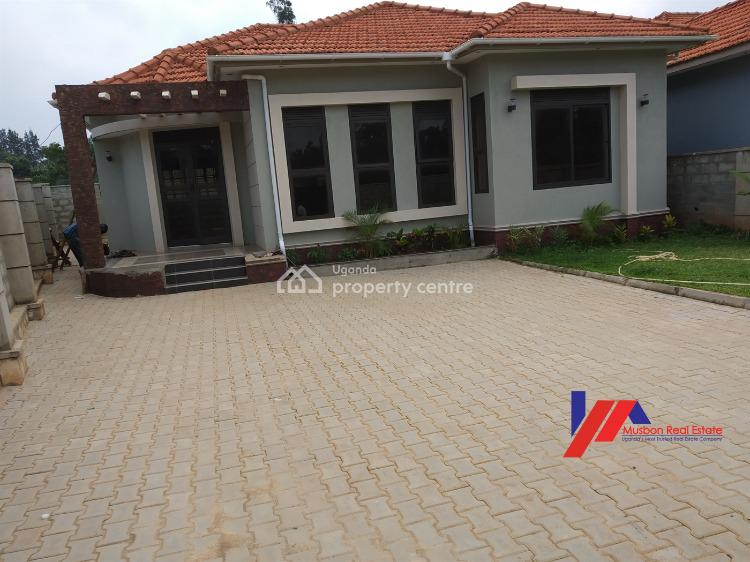 Brand New 3bedroom House in Kisaasi, Kisaasi, Kampala, Central Region, Detached Bungalow for Sale