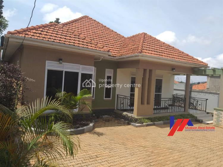 Brand New 4bedroom House, Kiwatule, Nakawa, Kampala, Central Region, Detached Bungalow for Sale