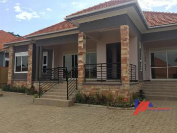 Elegant New Secure 4 Bedroom Home, Kira Town, Wakiso, Central Region, Detached Bungalow for Sale