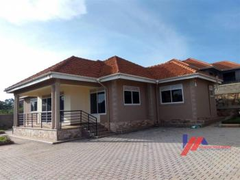 Executive 3bedroom House Najjera-kiwatule Road, Kiwatule, Nakawa, Kampala, Central Region, Detached Bungalow for Sale